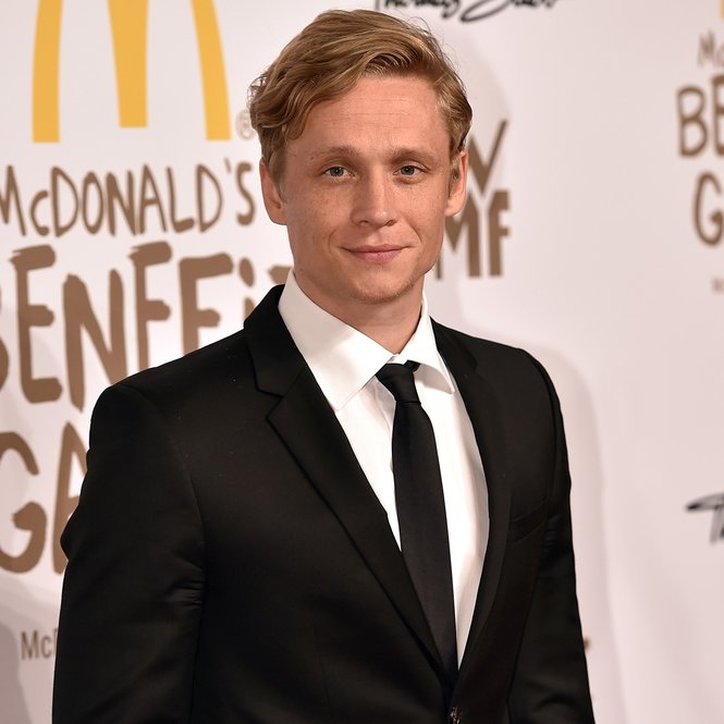 MUNICH, GERMANY - OCTOBER 21: Matthias Schweighoefer during the McDonald's charity gala at Hotel Bayerischer Hof on October 21, 2016 in Munich, Germany. (Photo by Hannes Magerstaedt/Getty Images)