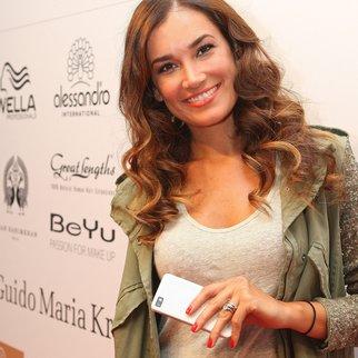 Jana Ina Zarrella wünscht sich ein drittes Kind