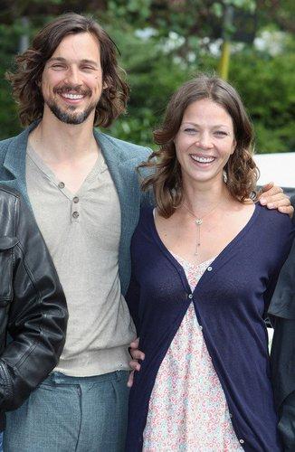 Jessica Schwarz und Florian David Fitz.
