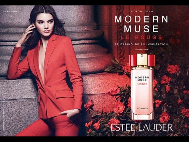 Kendall Jenner x Estée Lauder