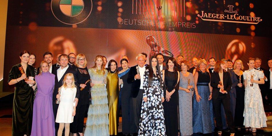 Deutscher Filmpreis 2017