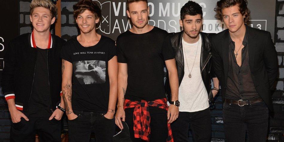 One Direction bekommen Tipps von Kings of Leon