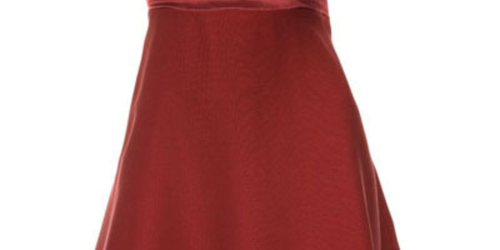 Rotes Kleid - das ideale Party Outfit