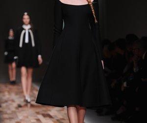 Valentino mit mädchenhafter Eleganz