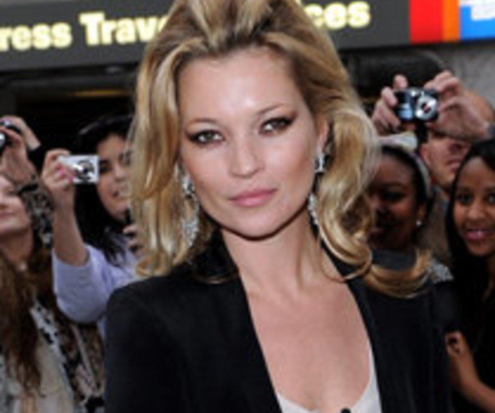 """Kate Moss gehört zu den """"Best Dressed Women"""" 2010"""