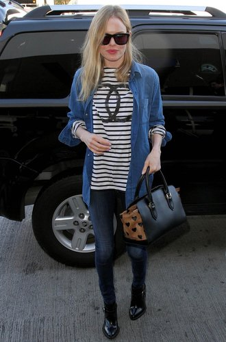 Kate Bosworth in LA