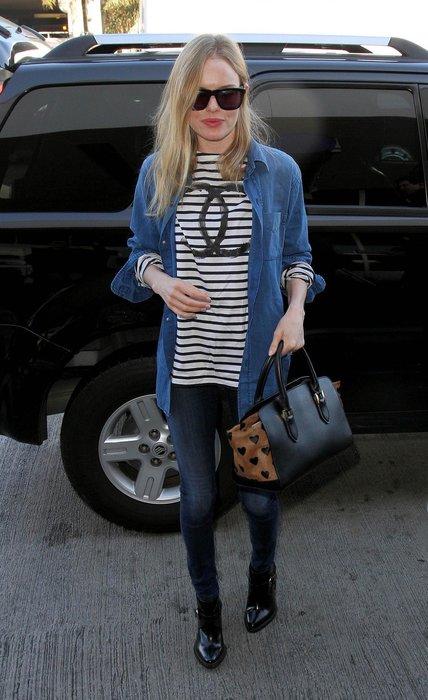 Kate Bosworth in LA