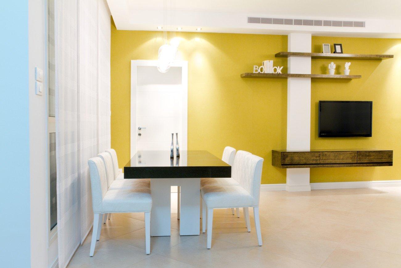 Feng Shui Farben Esszimmer