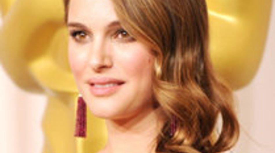 Natalie Portman: Mit Babybauch bei den Oscars