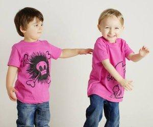 Jungen in Pink: Kollektion und Social Media Kampagne
