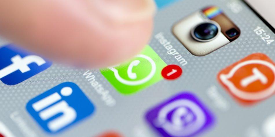 Für diese Handys wird der WhatsApp-Support eingestellt