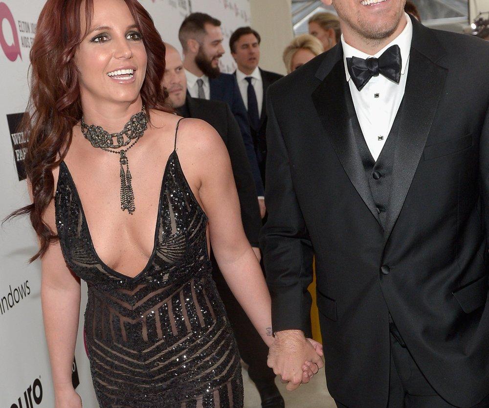 Britney Spears hört die Hochzeitsglocken läuten