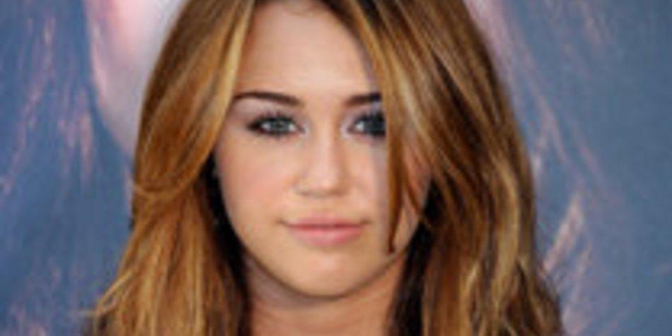 Miley Cyrus: Zu sexy?
