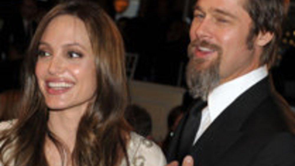 Brad Pitt und Angelina Jolie spenden für Kinderheim