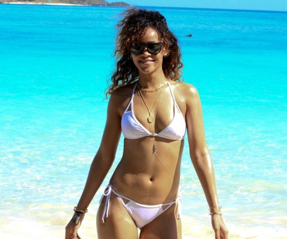 Rihanna macht mal wieder Urlaub