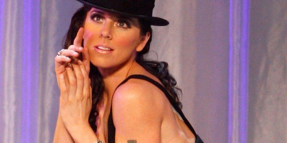 Mel C warnt ihre Fans vor Tattoos