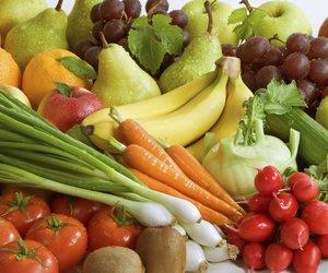 Jungbrunnen Obst und Gemüse
