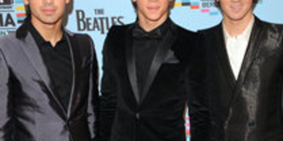 Jonas Brothers: Hilfe für Haiti
