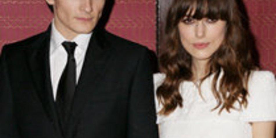 Keira Knightley: Trennung von Rupert Friend?