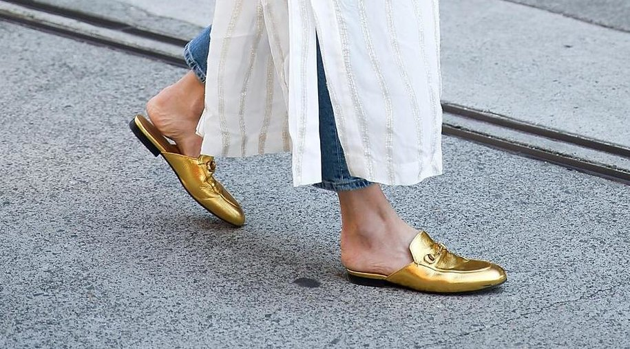 Babouche Schuhe