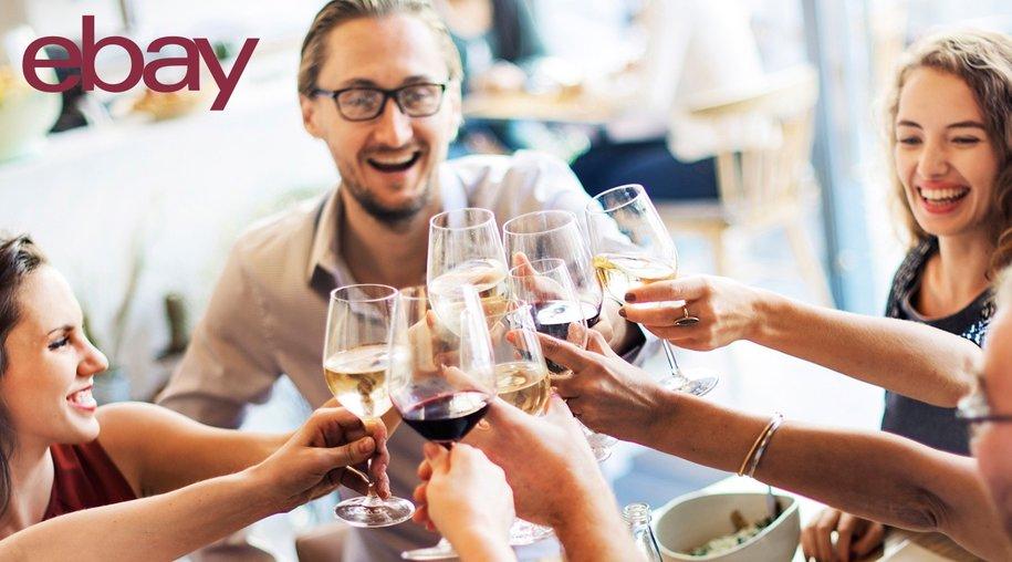 Wein bei ebay