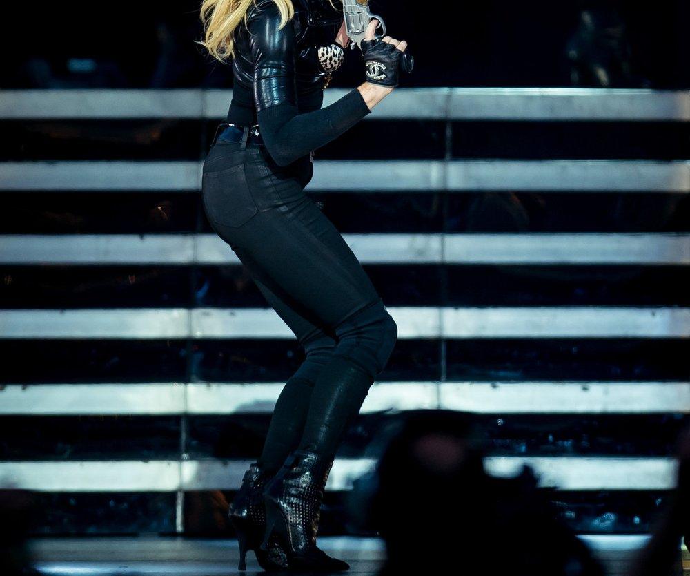 Madonna sieht Lästerattacke von Elton John gelassen