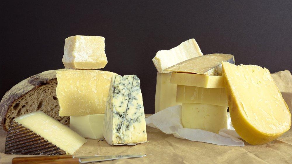 Käsesorten: Immer anders aber immer lecker!