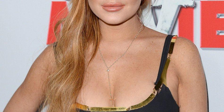 Lindsay Lohan: Sollte sie den Entzug verlängern?