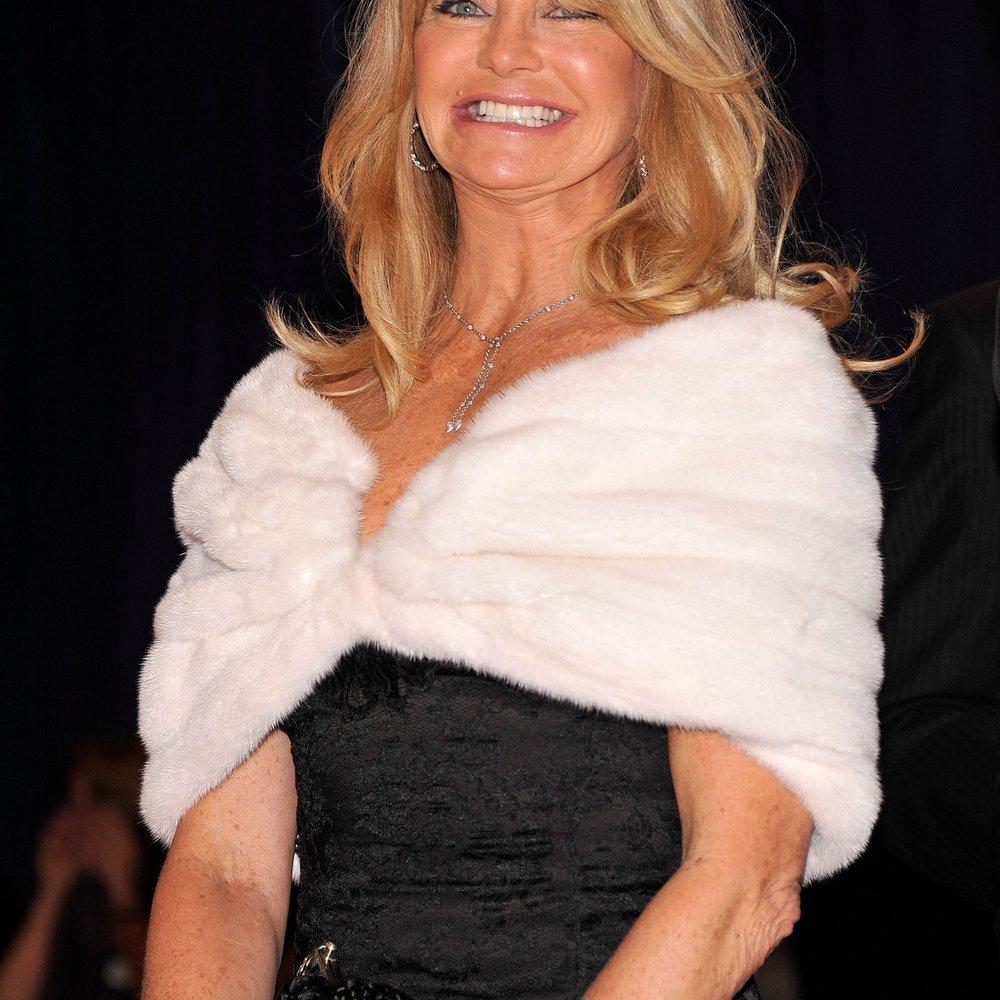 Goldie Hawn verschenkt Villa