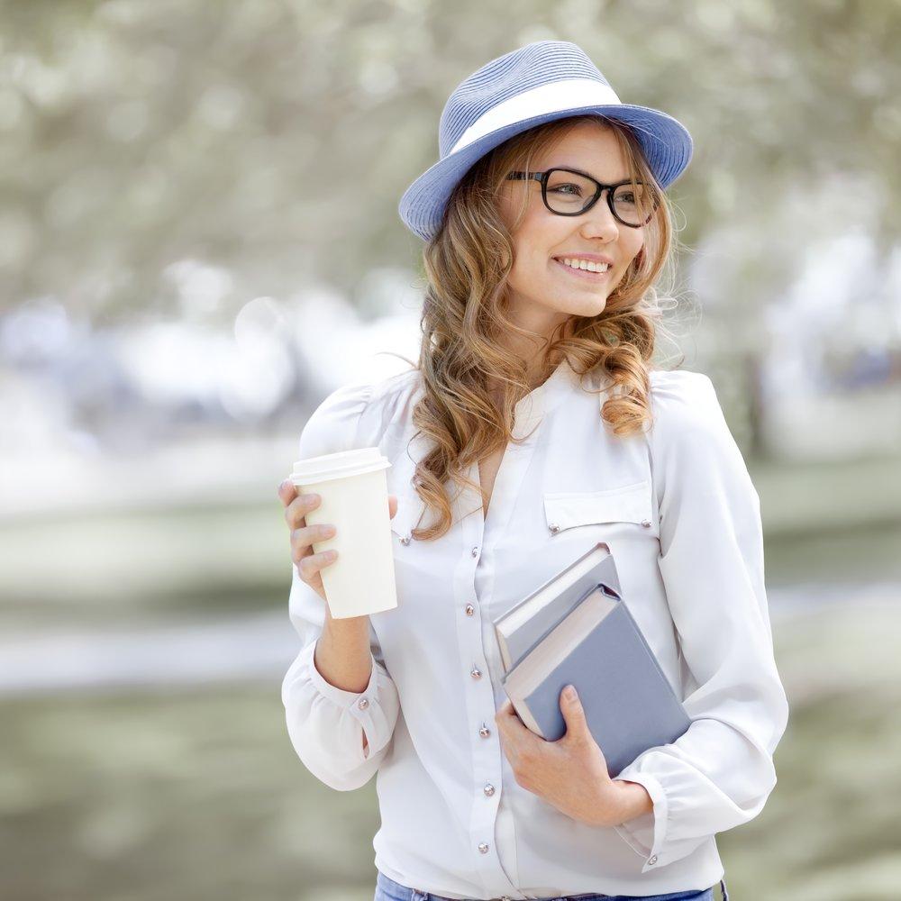Style für Brillenträgerinnen