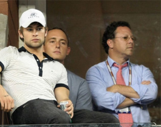 Chace Crawford: US Open