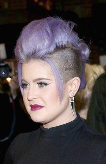 Kelly Osbourne: Undercut mit Tolle
