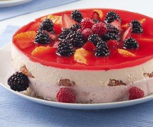 Cool aus dem Kühlschrank: Torte ohne Backen