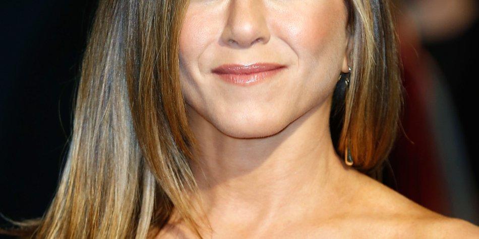 Jennifer Aniston liebt ihr Leben