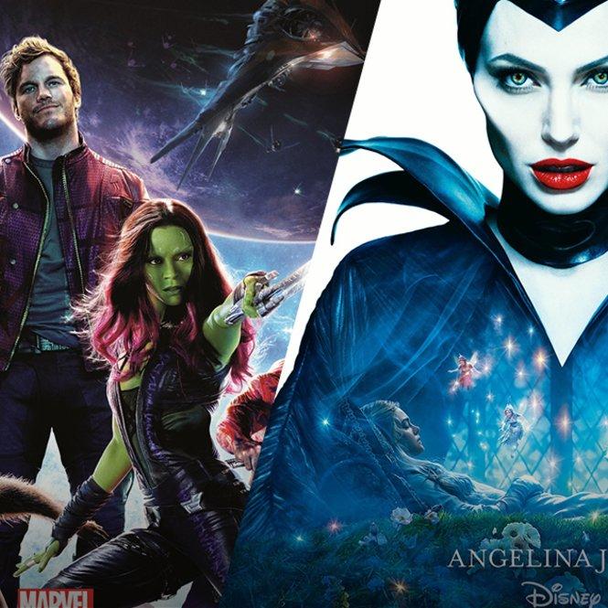 Osterfest: Free-TV-Premieren Maleficent & Co.