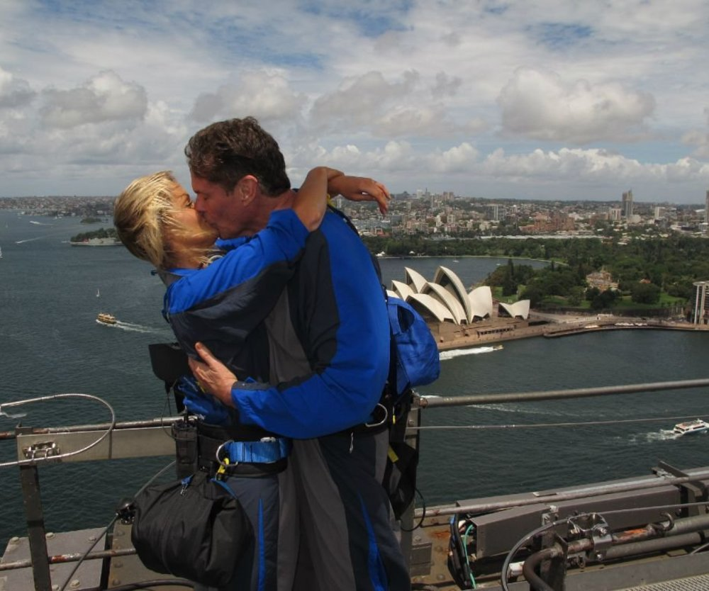 David Hasselhoff ist verlobt?