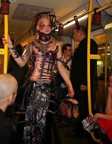 U-Couture fashion goes underground