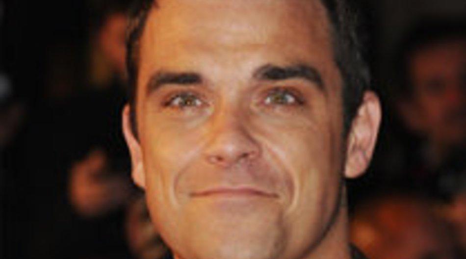 Robbie Williams: Michelle Hunziker angebaggert?