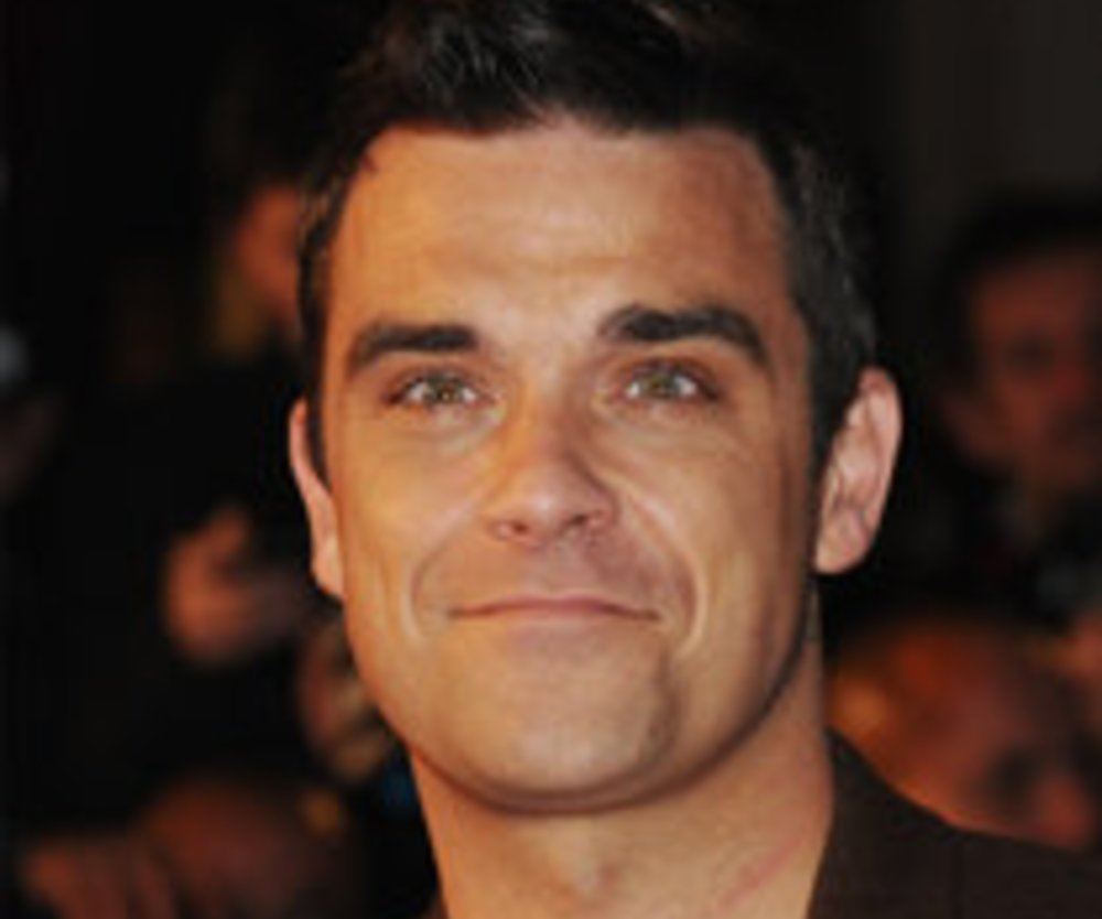 Robbie Williams: Michelle Hunziker angebaggert?