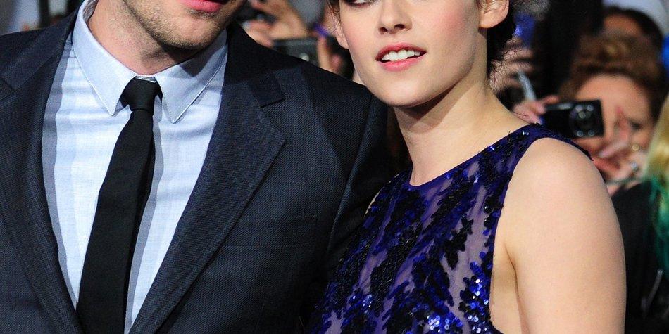 Kristen Stewart: Liebe statt Karriere