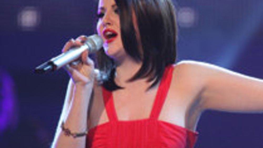 Popstars: Julia hat es geschafft