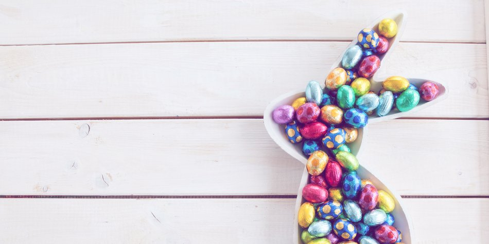 Oster-Schokolade verwerten