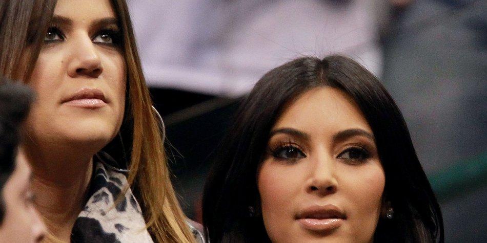 Kim Kardashian: Khloé ist nicht Tochter von O.J. Simpson