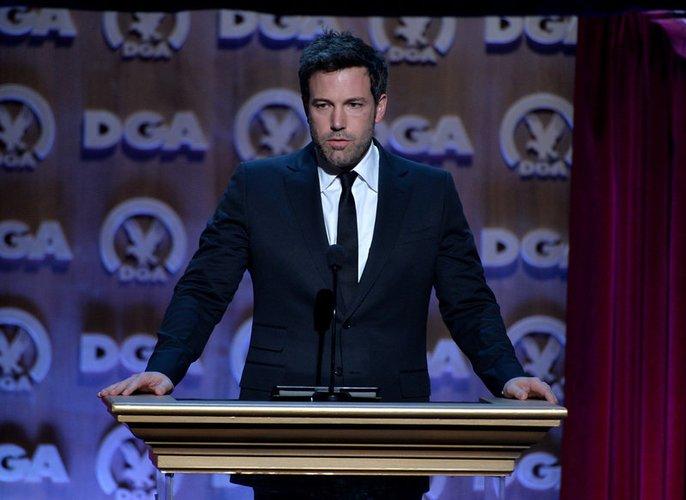 """Ben Affleck ist bei den """"Directors Guild Of America Awards"""""""