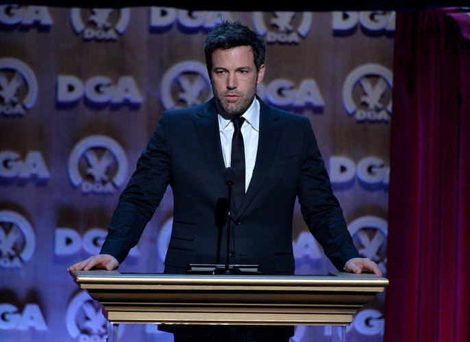 "Ben Affleck ist bei den ""Directors Guild Of America Awards"""