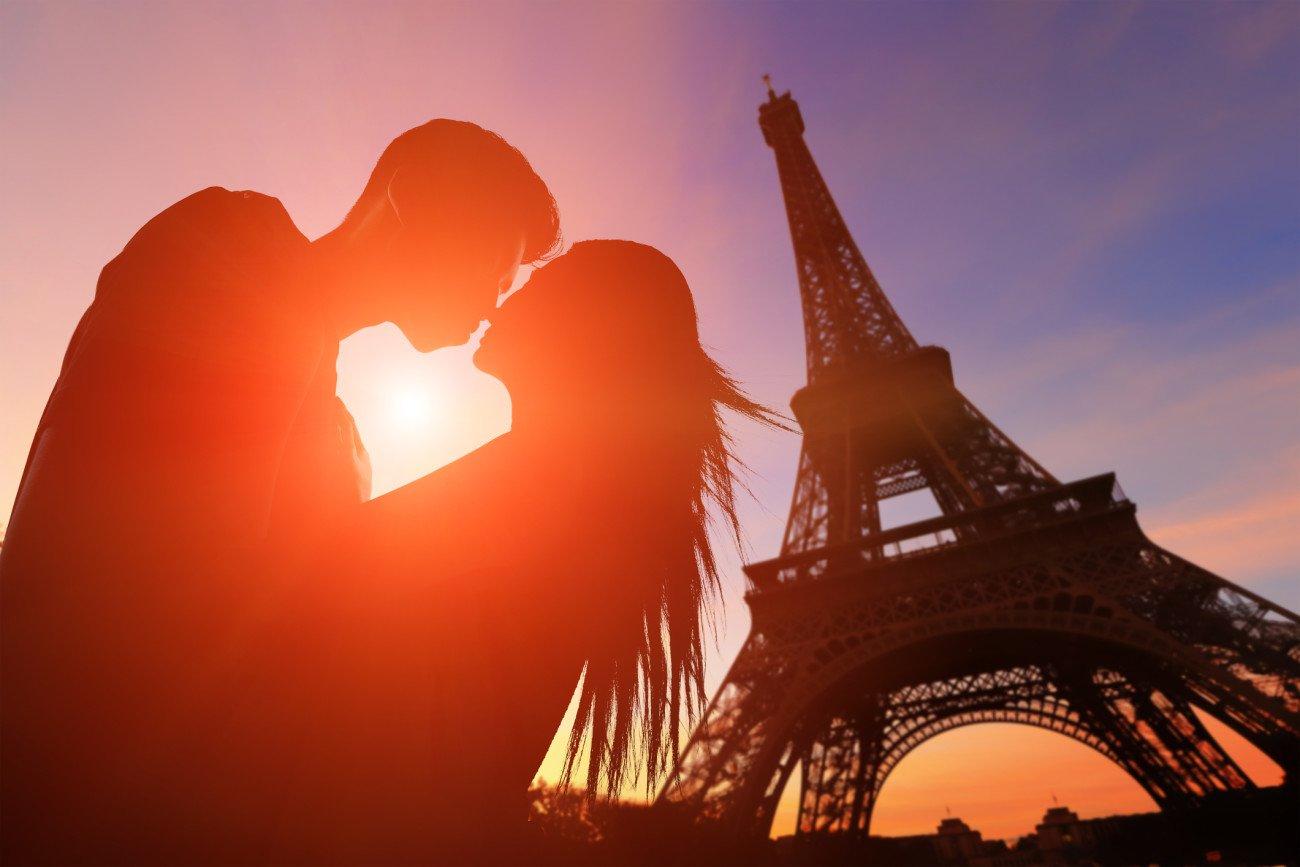 Sexstellung Eiffelturm