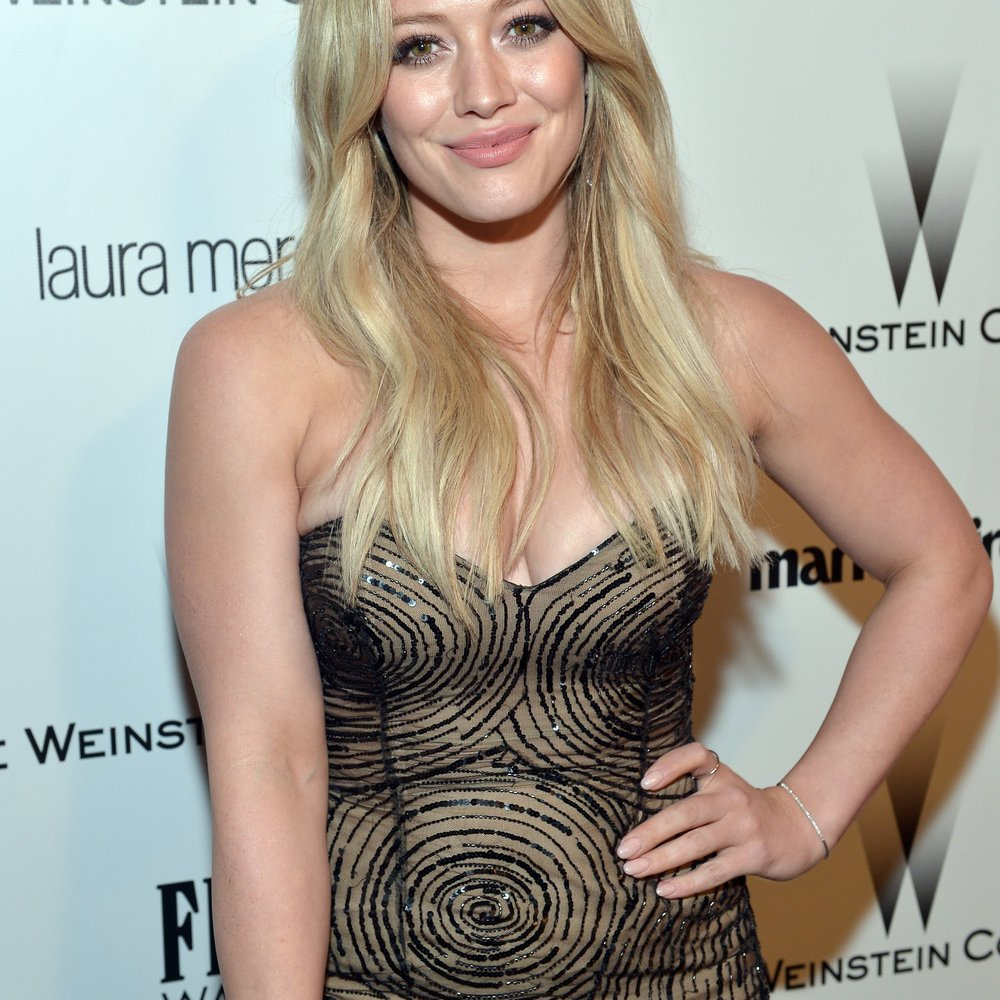 Hilary Duff gibt Tinder auf
