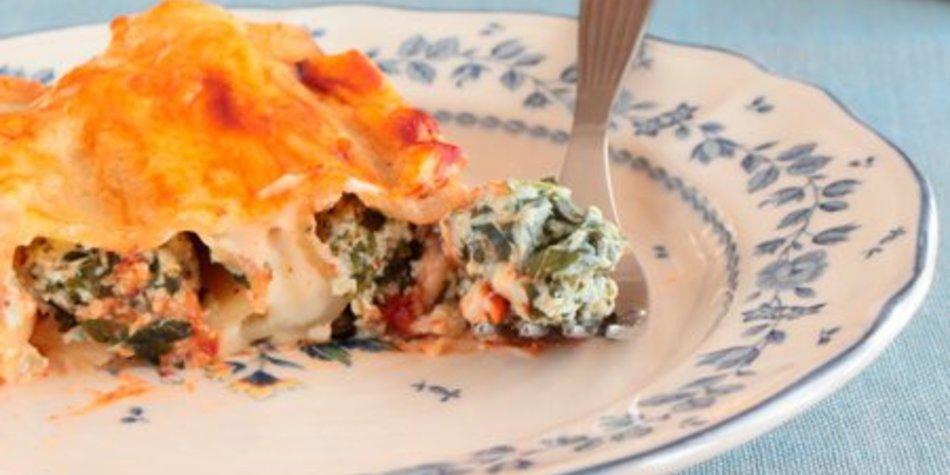 Cannelloni Spinat Feta