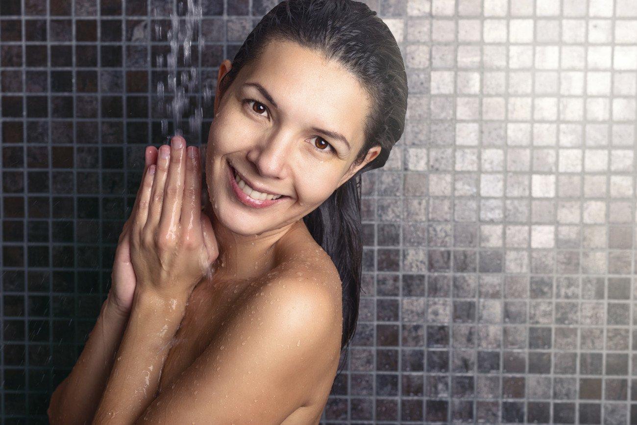 Heiß-Kalt-Dusche