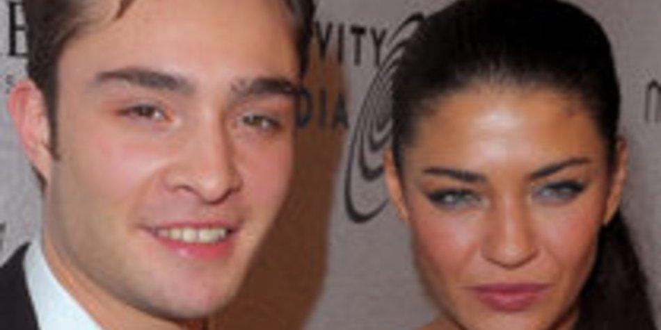Gossip Girl-Stars Ed Westwick und Jessica Szohr: Beziehungs-Aus!